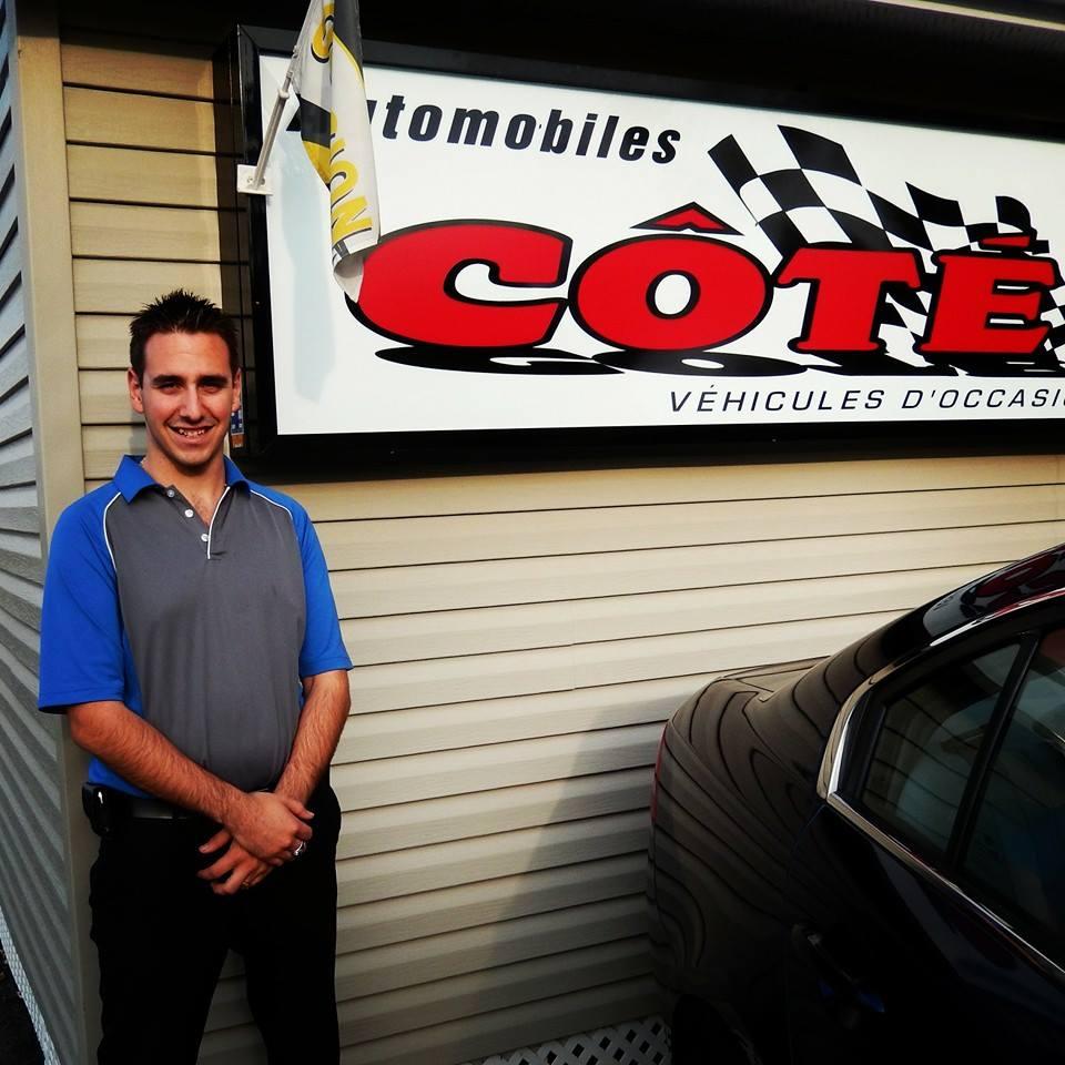 Mike Côté